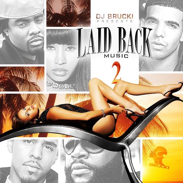 DJ Brucki - Laid Back Music 2 (Front)