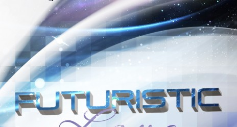DJ Brucki-Futuristic Love 5 (Cover)