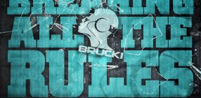 DJ Brucki - Breaking All the Rules (Artwork)